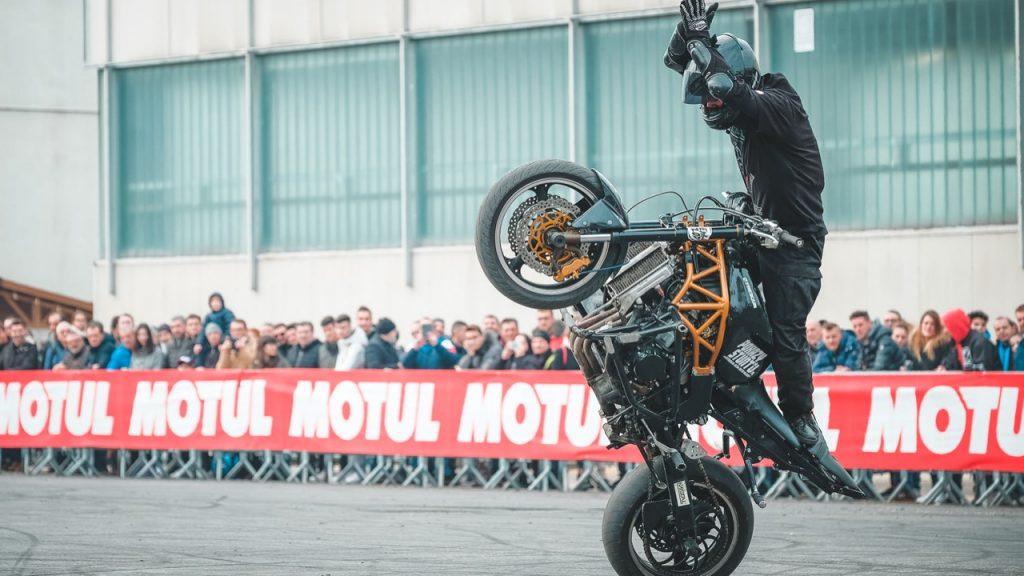 Motul main sponsor per la sesta volta di seguito del Motor Bike Expo