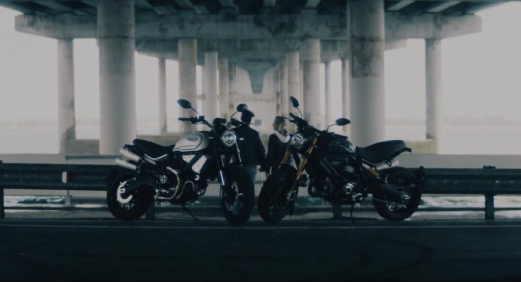 Scrambler Ducati 1100 PRO e 1100 Sport PRO: due nuove forme di carattere [VIDEO]