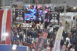 Roma Motodays: confermato lo svolgimento dell'evento dal 5 all'8 marzo 2020