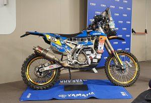 Africa Eco Race 2020, gran festa Yamaha per Alessandro Botturi