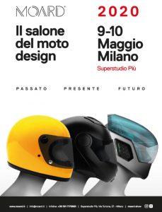 MOARD: nuovo appuntamento al salone del moto design il 9 e 10 maggio 2020