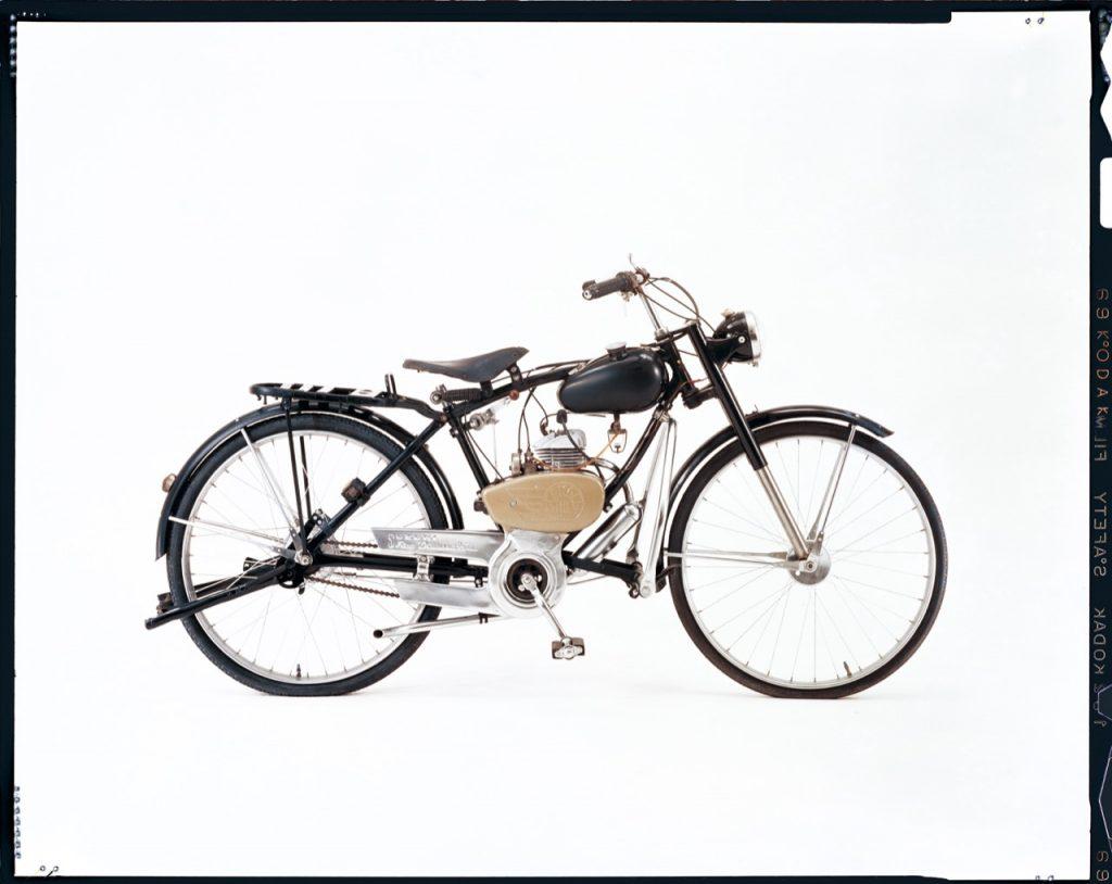 Suzuki: la prima moto e l'incipit di una lunga storia [VIDEO]