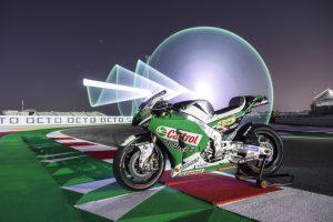 Honda RC213V MotoGP del Team LCR: protagonista in una mostra online per aiutare gli ospedali bresciani