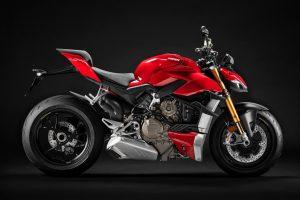 Ducati Streetfighter V4: la presentazione in streaming [VIDEO]
