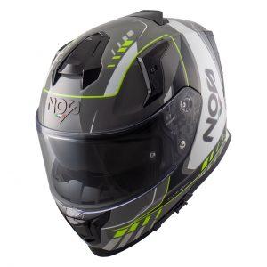 NOS NS-10: un casco sportivo con soluzioni smart