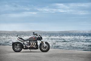 Triumph Rocket 3: il motore in evidenza [VIDEO]