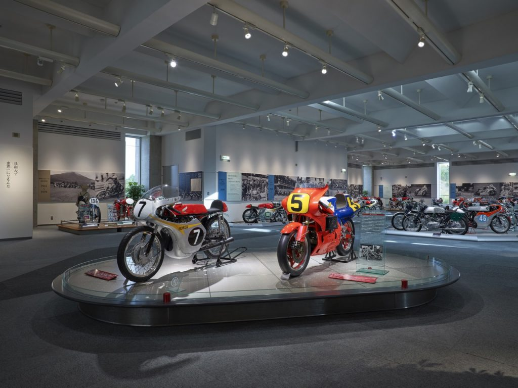 Honda Collection Hall - nuove foto