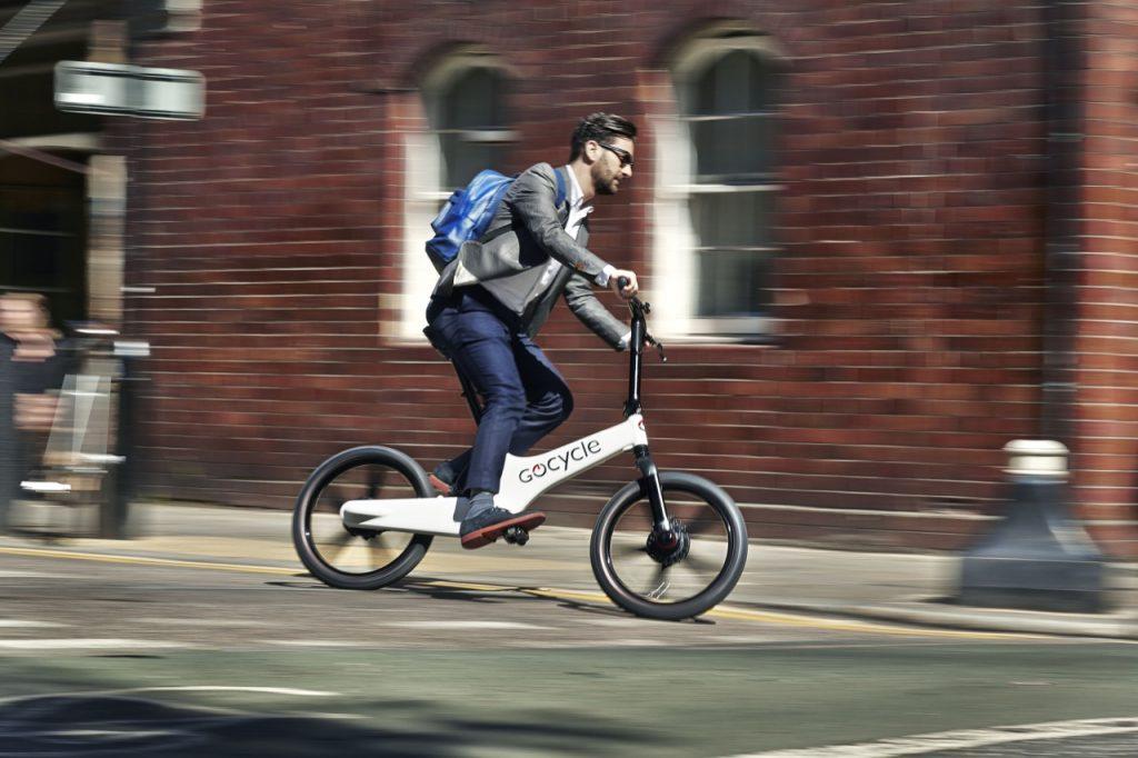 Gocycle G3 - foto