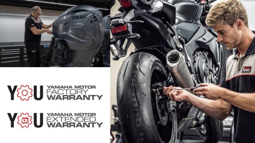 Coronavirus, Yamaha Motor Europe: periodo di garanzia esteso di tre mesi