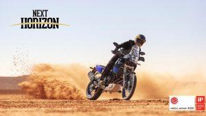Yamaha Ténéré 700: riconoscimento internazionale Red Dot Award 2020