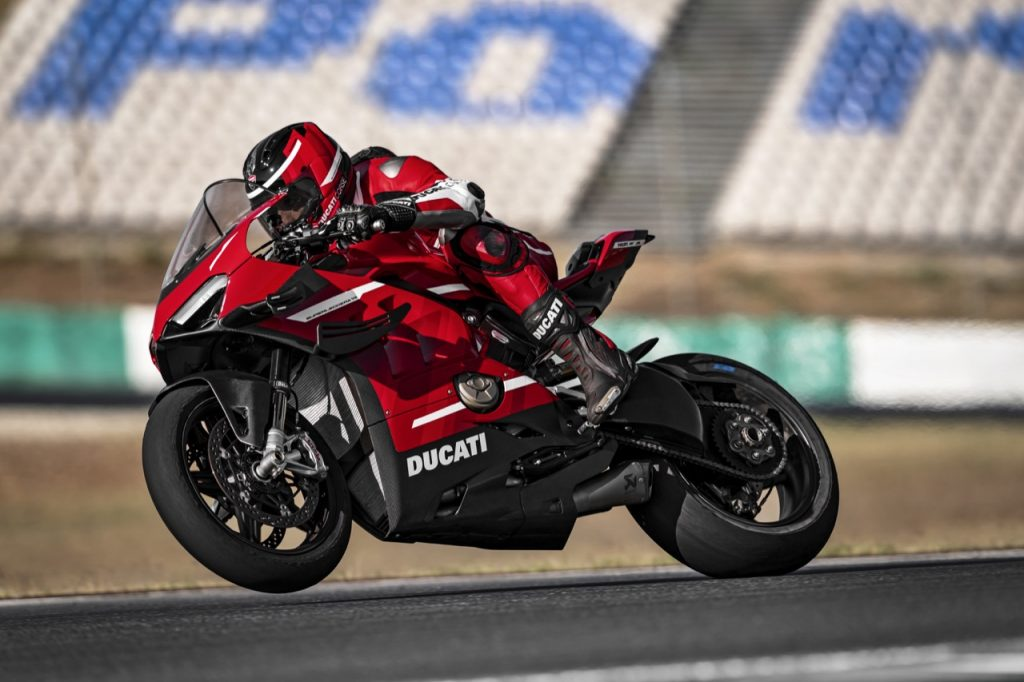 Ducati Superleggera V4: un cuore potente [VIDEO]