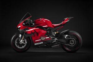 Ducati Superleggera V4: potenza sinergica e legame tra elementi [VIDEO]
