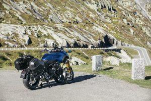 Yamaha e RCS Sport: le Niken di supporto al Giro d'Italia a disposizione della Croce Rossa Italiana