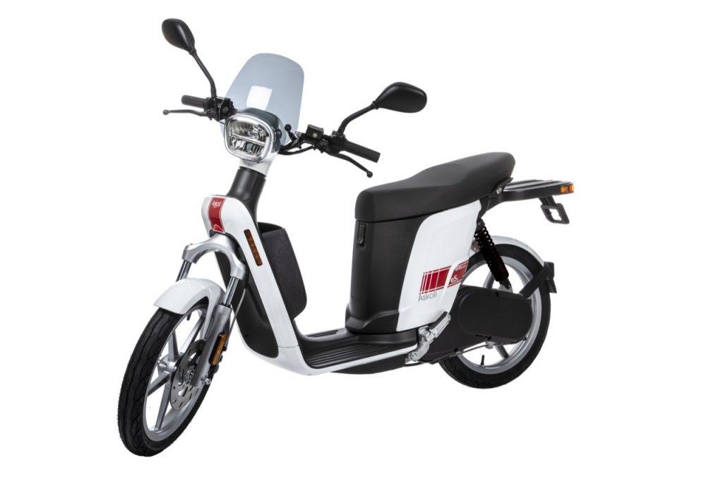 Askoll: e-bike ed e-scooter per la Croce Rossa Italiana