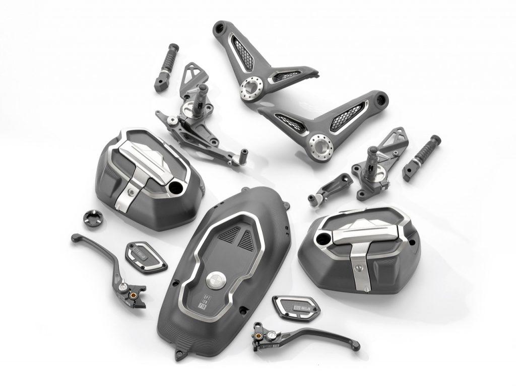 BMW Motorrad - esclusive componenti Option 719