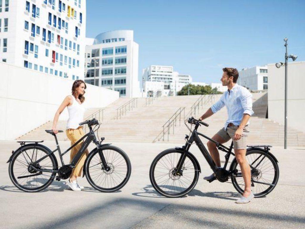 Peugeot Cycles - foto 2020