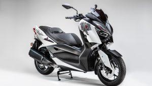 Yamaha XMAX 300 Roma Edition MMXX: un'edizione limitata dedicata alla Città Eterna