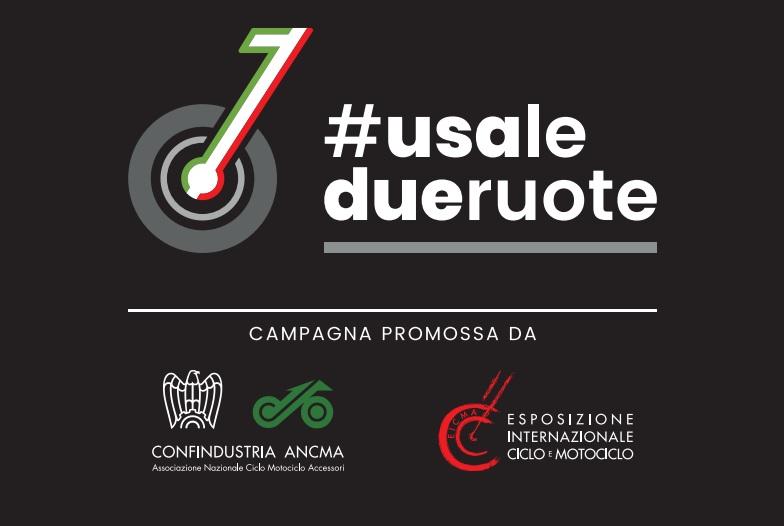 """ANCMA ed EICMA insieme per la campagna """"Usa le due ruote"""""""
