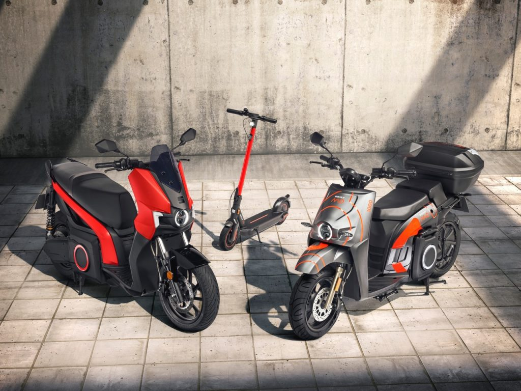 SEAT MO eKickScooter 65 e SEAT MO eScooter 125 - foto