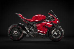 Ducati Superleggera V4: la definizione dell'esclusiva sportiva [VIDEO]