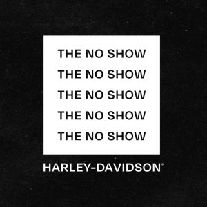 """Harley-Davidson: """"The No Show"""", appuntamento online dedicato ai Custom Builders"""