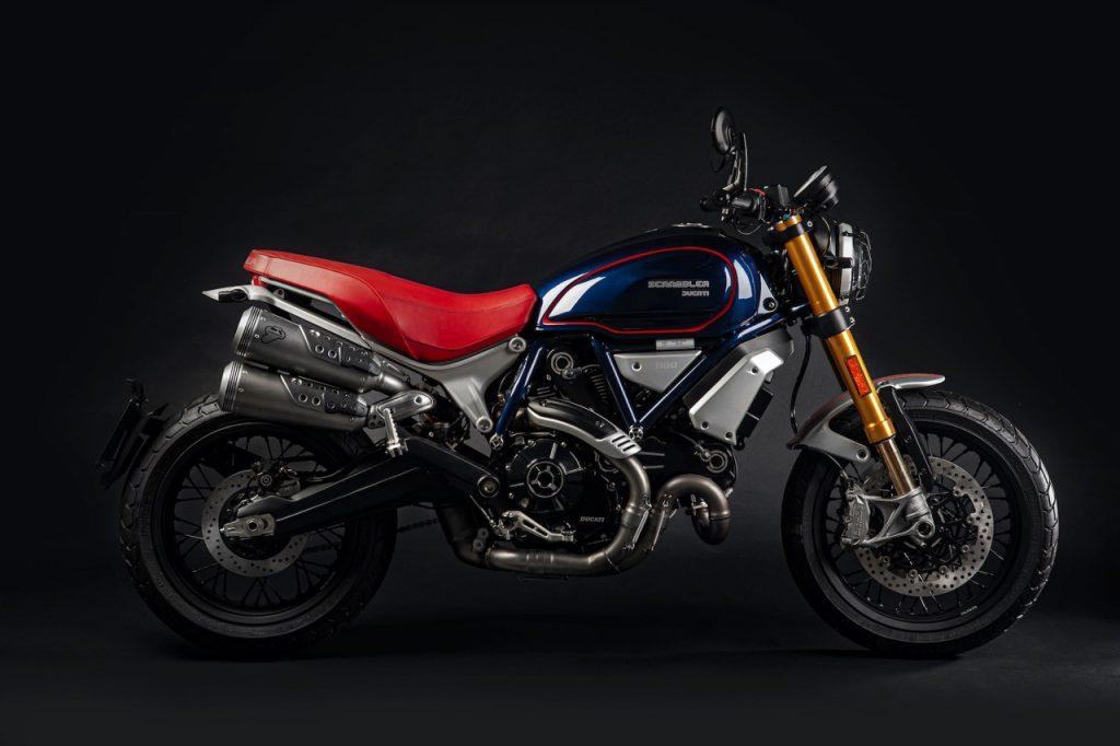 Scrambler Ducati Club Italia - foto