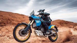 Yamaha Ténéré 700 Rally Edition: veste caratterizzante e specifiche connotative [VIDEO]