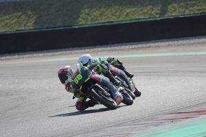 Campionato Italiano Aprilia Racing FMI Sport Production: una sintesi del primo round a Magione [VIDEO]
