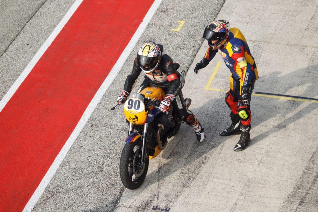 Trofeo Moto Guzzi Fast Endurance 2020: ritorno in pista nel fine settimana a Vallelunga