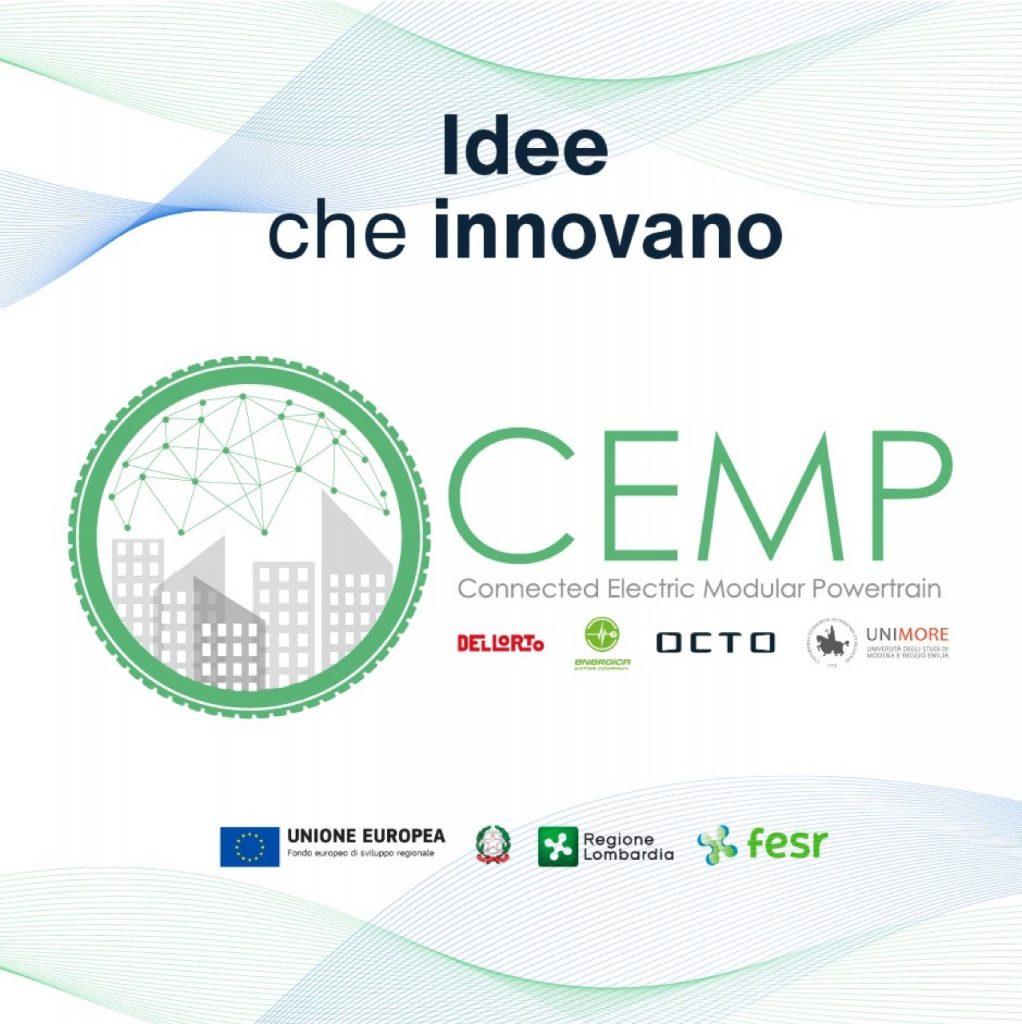 CEMP: un progetto introdotto da OCTO, Dell'Orto, Energica, Università degli Studi di Modena e Reggio Emilia