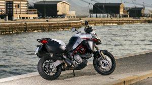 """Ducati Multistrada 950 S: introdotta una nuova livrea """"GP White"""" [VIDEO]"""