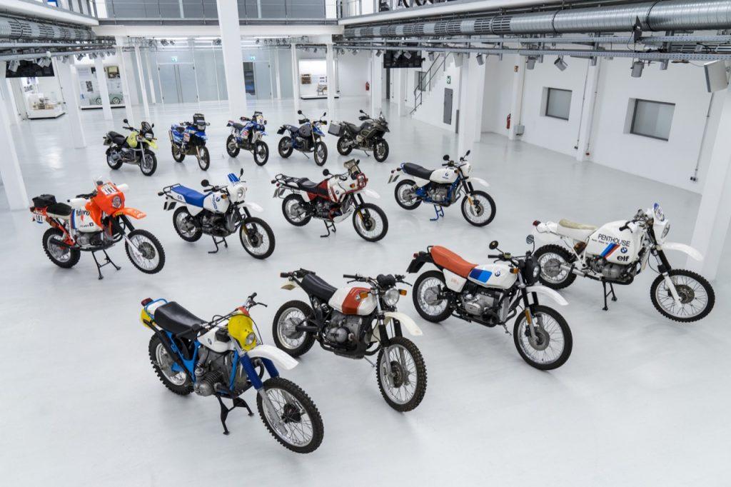 BMW Motorrad: ricordati i 40 anni di GS