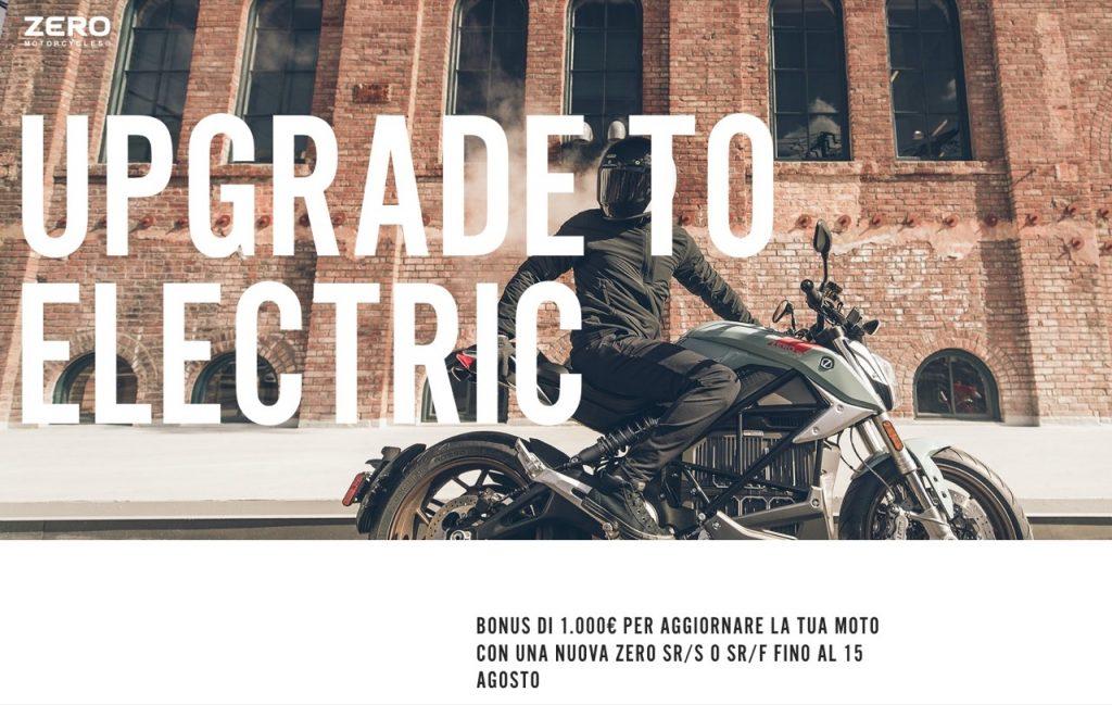 "Zero Motorcycles: segnalato un programma ""Cash for Carbon"""