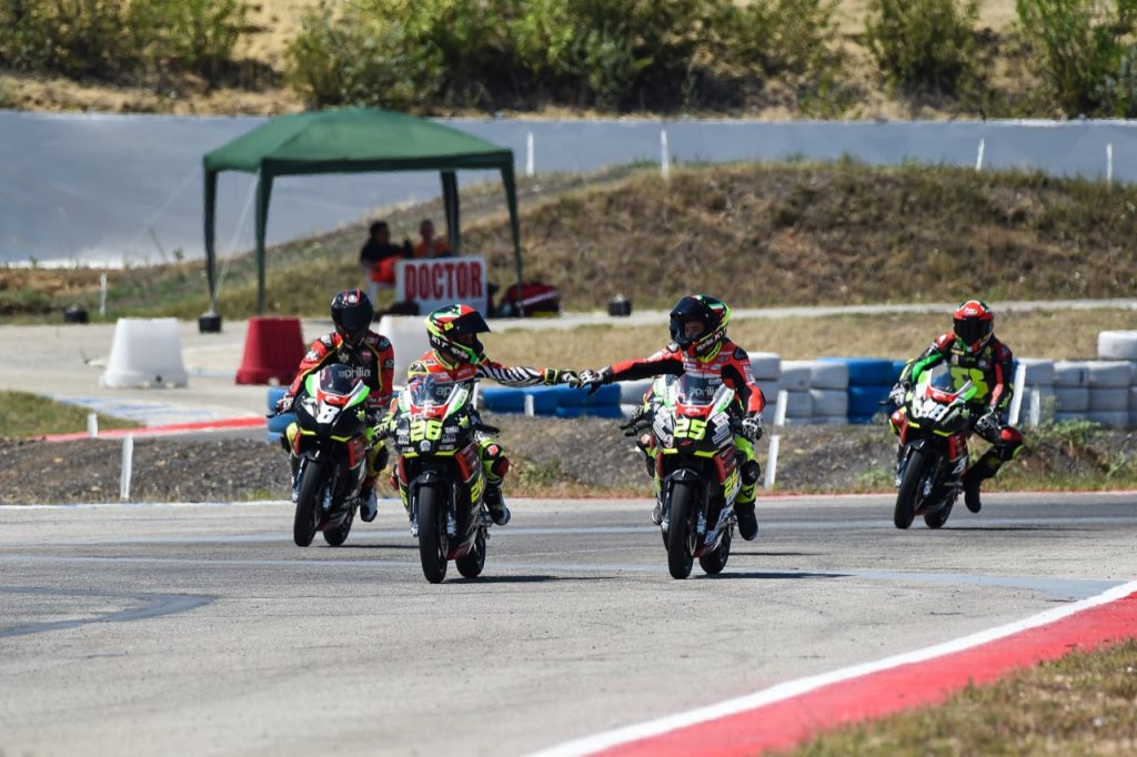 Campionato Italiano Aprilia Racing FMI Sport Production - secondo round