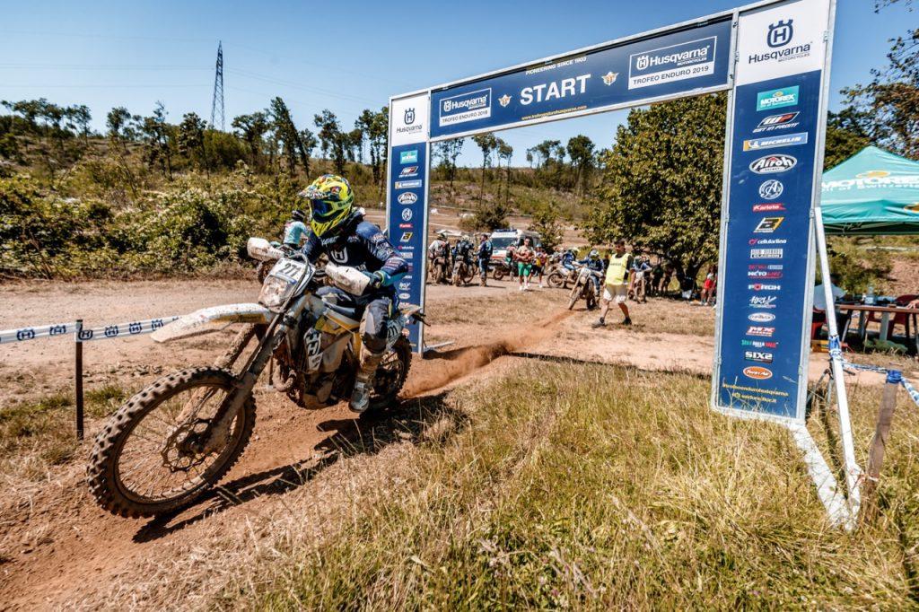 Trofeo Enduro Husqvarna 2020: prima tappa a Salice Terme