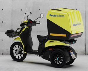 Gruppo Piaggio: aggiudicata la gara indetta da Poste Italiane per la fornitura di scooter a tre ruote