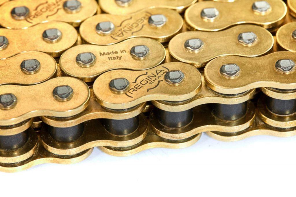 Regina: presentata una catena Z-Ring HPE con eliminazione della ri-lubrificazione periodica