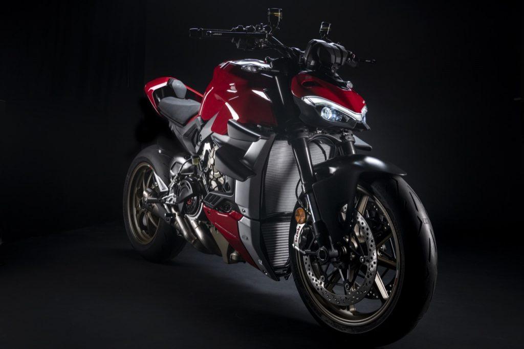 Ducati Streetfighter V4 - accessori Ducati Performance