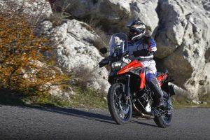 Suzuki V-Strom Tour 2020: tre tappe nel fine settimana