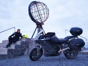 Zero Motorcycles: a Capo Nord in sella a una SR/S