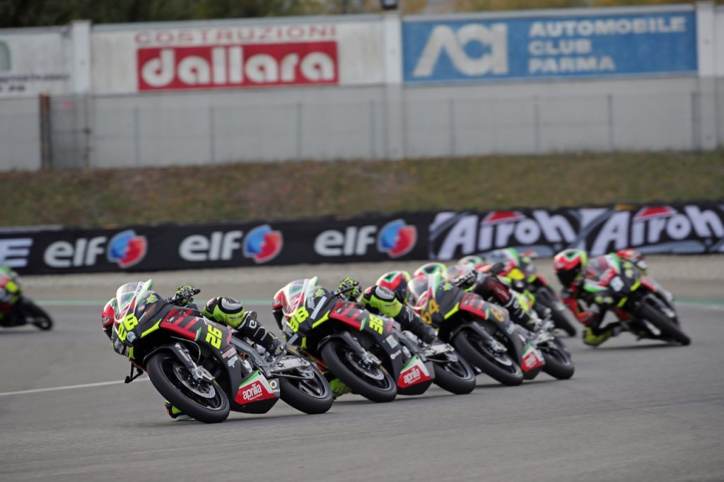 Campionato Italiano FMI Aprilia Sport Production 2020 - ultima tappa