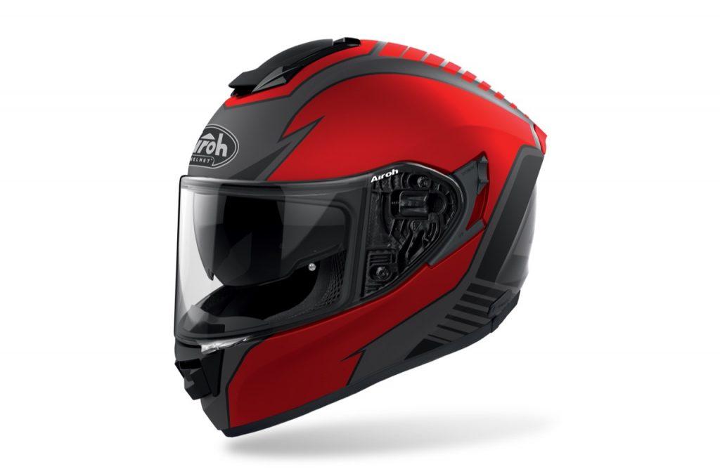 Airoh ST. 501: due nuove grafiche per il casco sviluppato per un uso turistico e sportivo