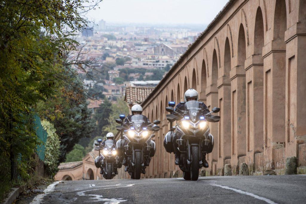 Ducati Multistrada 950 - Polizia Locale di Bologna