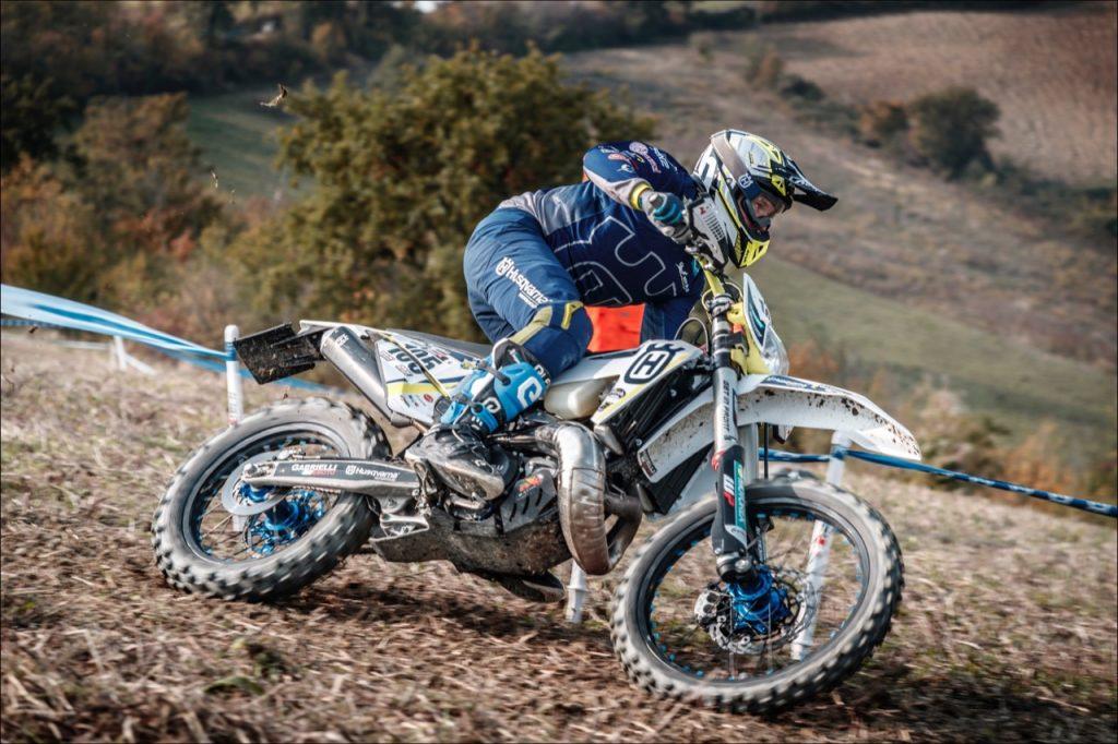 Trofeo Enduro Husqvarna 2020 - tappa a Castellarano