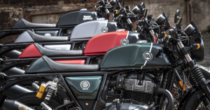 Royal Enfield: serie Valentino Motori Limited Edition per Interceptor 650 e Continental GT 650