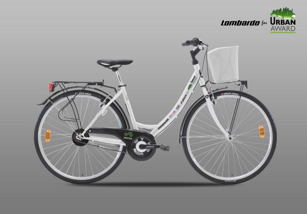 ANCMA: a Parma l'Urban Award 2020, in evidenza la mobilità in bicicletta