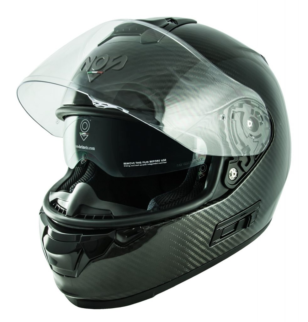 NOS NS-7C Carbon: un casco con affinate caratteristiche pensando a protezione e comfort