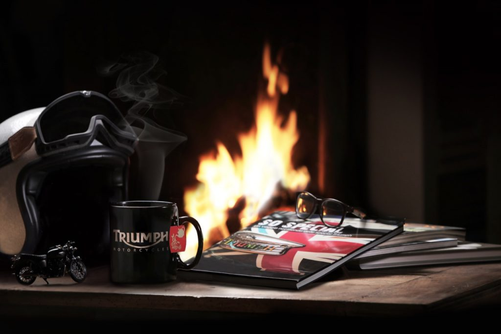Triumph Easy Winter: un nuovo programma per la manutenzione durante il periodo invernale