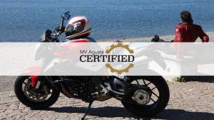 MV Agusta Certified: l'usato garantito legato alla casa varesina