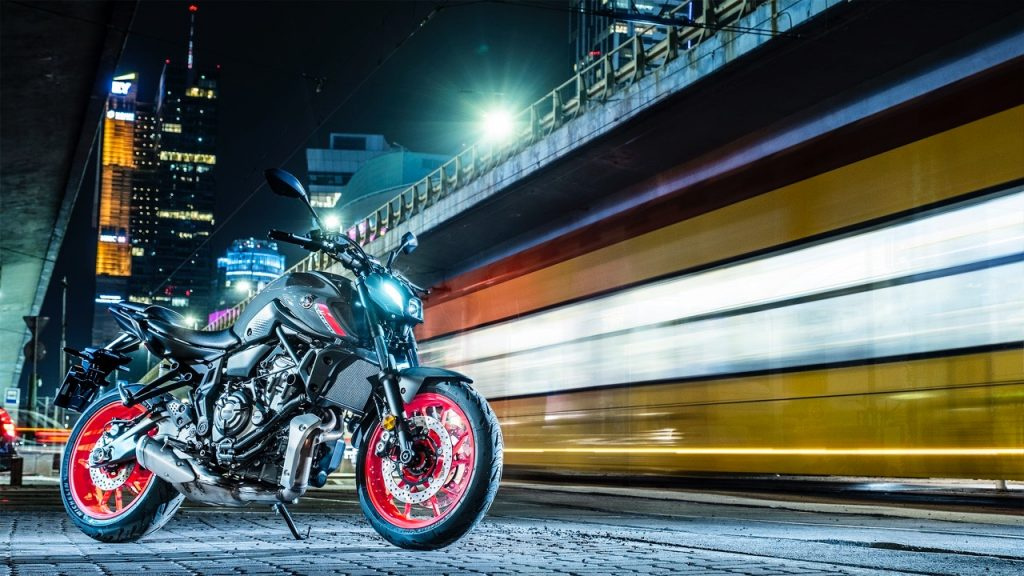 Yamaha MT-07: design e caratteristiche tecnologiche del nuovo modello [VIDEO]